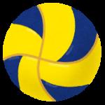 サムネイル用バレーボール画像